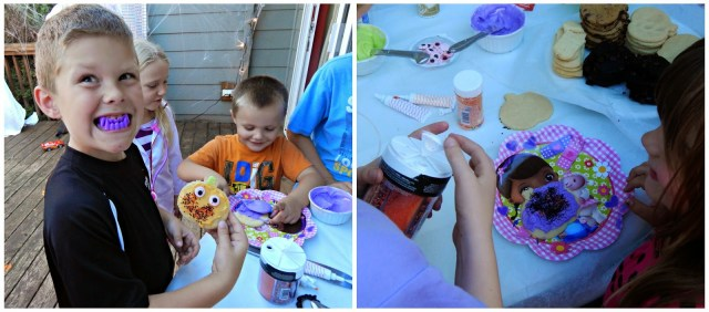 Spooky Cookie Doc McStuffin Kids Themed Disney Junior Halloween Party #JuniorCelebrates #shop #cbias