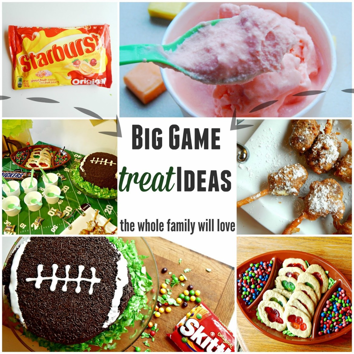 #BigGameTreats #ad #cbias