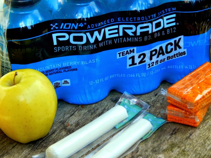 5 Snacks You Need to Pack Before Soccer Games #sidelinehero #ad