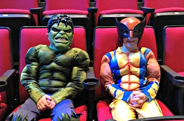 A review of Marvels Universe Live #marvelUniverseLive