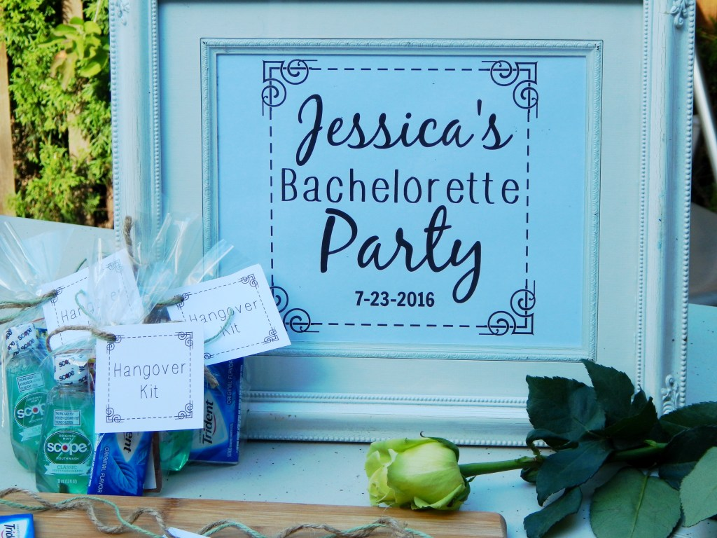 bachelorette party favor