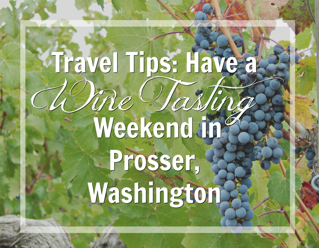 prosser wine