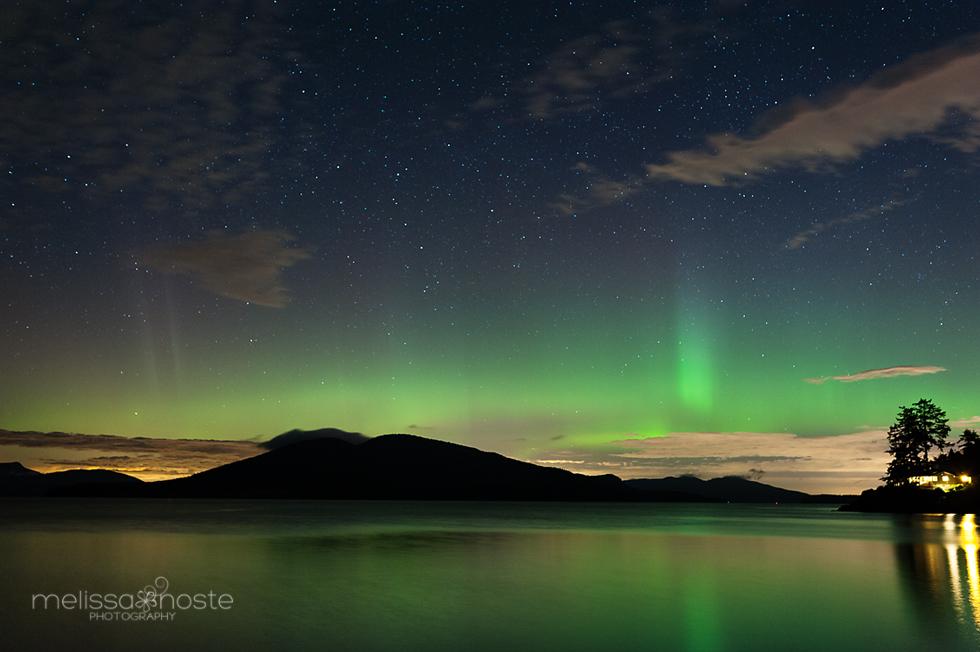 Northern Lights Bellingham Wa