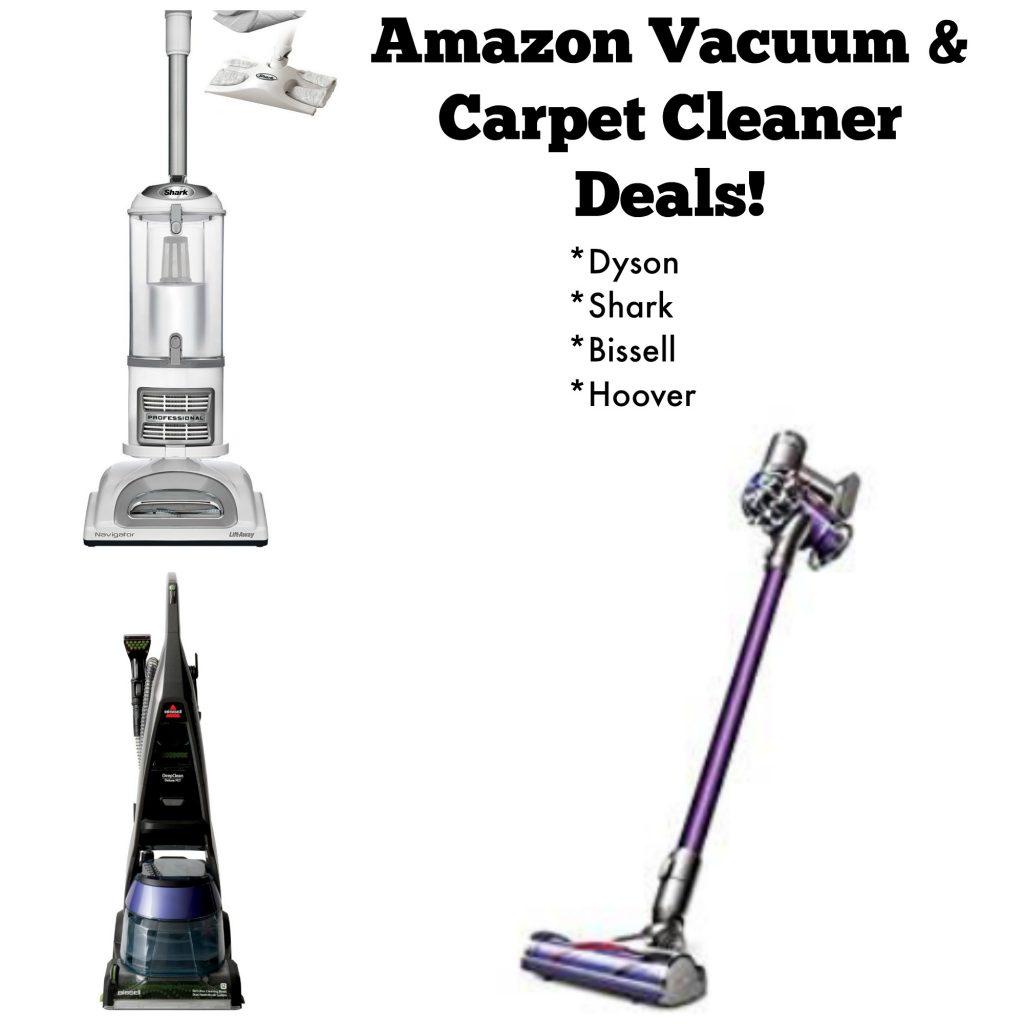 Amazon Deals On Vacuums