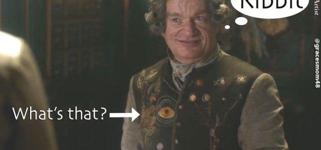 #Outlander, Episode 202: Melissasobservations Memes