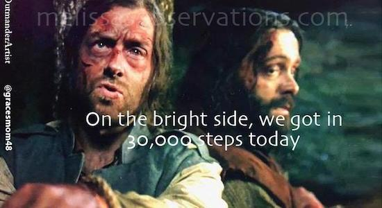 #RogerMacKenzie tries to keep a positive outlook no matter what happens! #Outlander