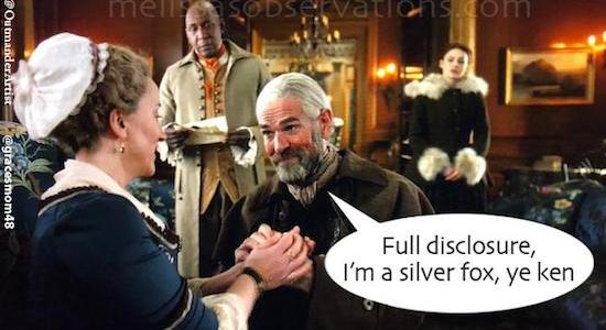 #Outlander, ep 410, #TheDeepHeartsCore re-cap featuring #RogerMacKenzie covered with boo boos is ready for your enjoyment!