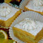 Lemon Custard Pie Bars