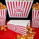 Peanutty-Caramel Popcorn