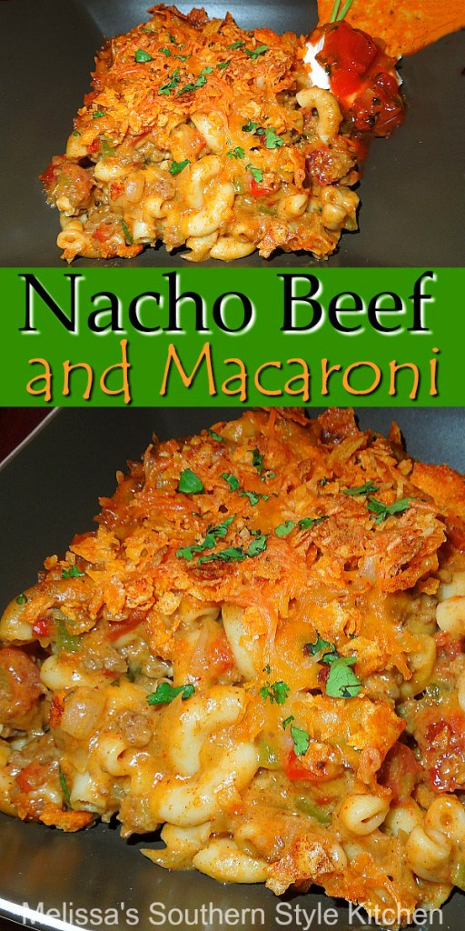 Nacho Beef And Macaroni