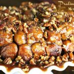 Praline-Pecan Monkey Bread [Using Rhodes Frozen Yeast Rolls]