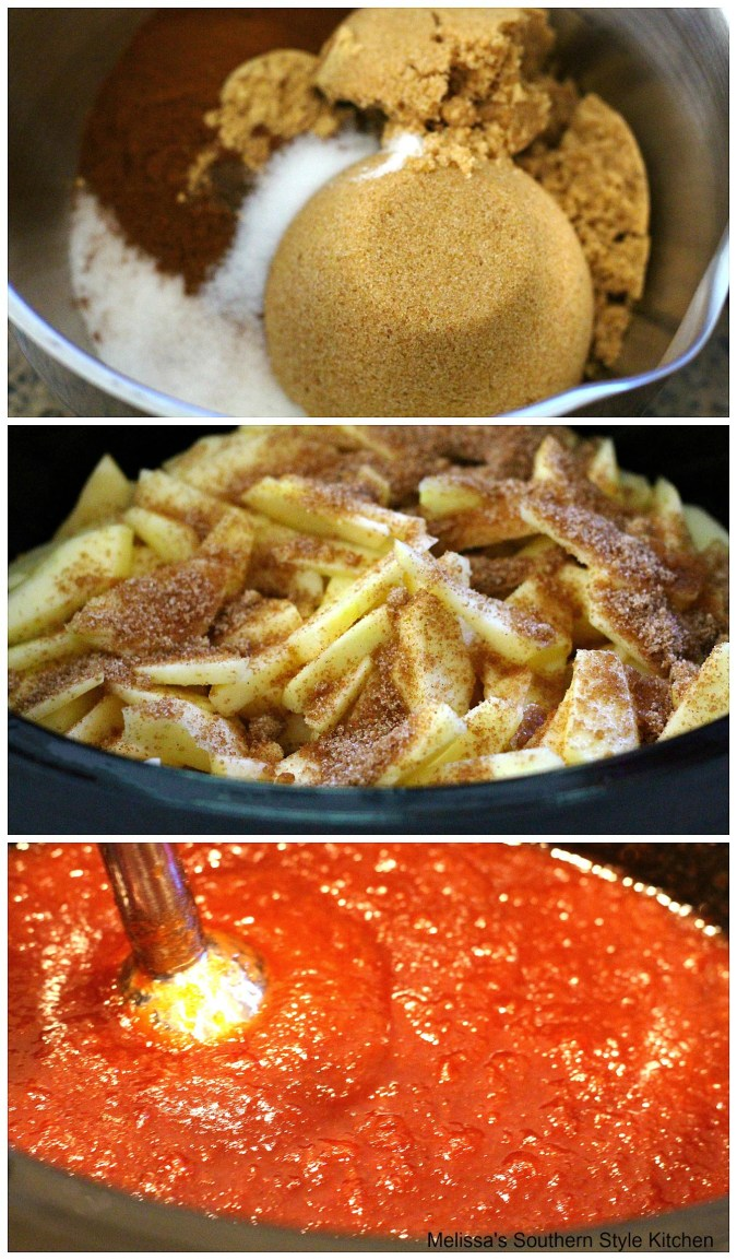 Cinnamon Spice Apple Butter