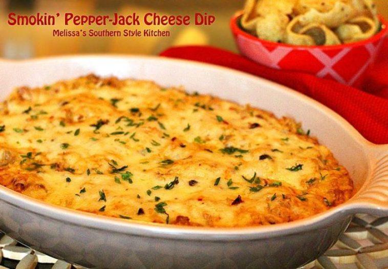 Smokin Pepper-Jack Cheese Dip