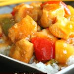 Slow Cooked Sweet And Sour Chicken