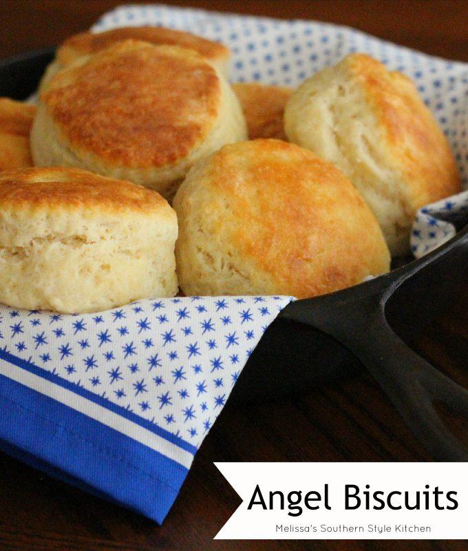 Angel Biscuits - melissassouthernstylekitchen com