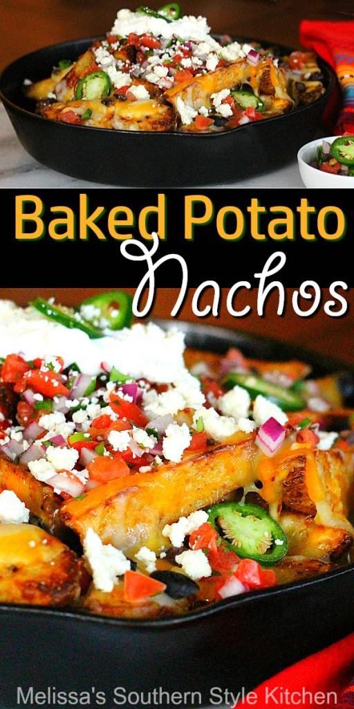 Baked Potato Nachos
