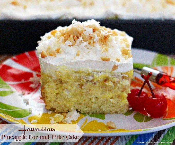 single piece cake