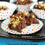 Chocolate Peanut Butter Haystacks