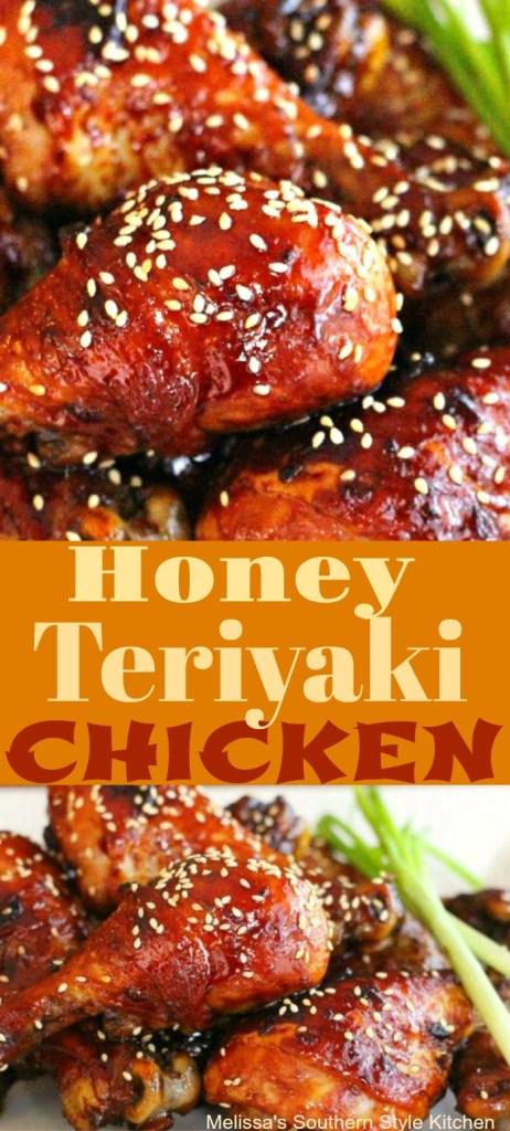 Honey Teriyaki Chicken
