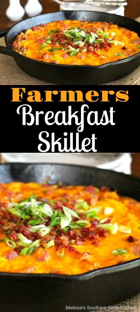 Farmers Breakfast Skillet