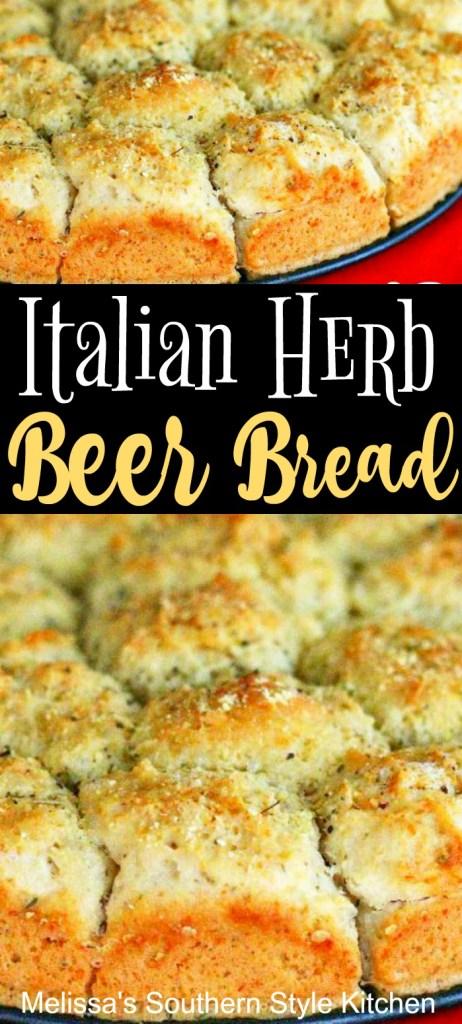 Italian Herb Beer Bread