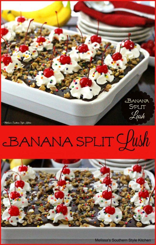Banana Split Lush
