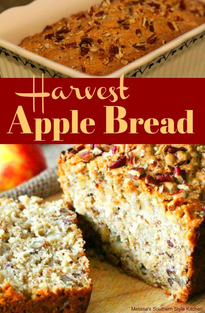 Harvest Apple Bread