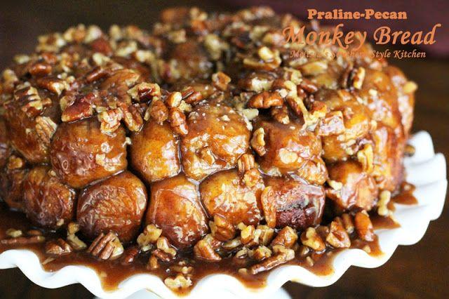 Praline-Pecan-Monkey-Bread