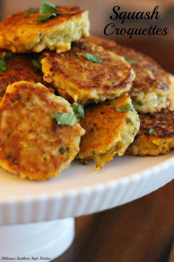 Squash Croquettes | Squash Recipes For Homesteaders | Must-Try Dishes This Season