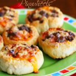 Cheesy Sausage Biscuit Pinwheels