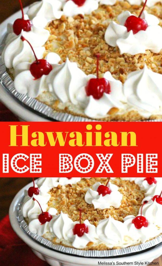 Hawaiian Ice Box Pie