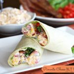 Pimento Cheese BLT Wrap