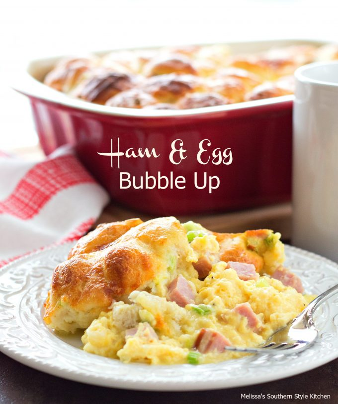 Ham And Egg Bubble Up