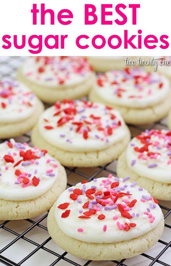 Copy Cat Lofthouse Cookies