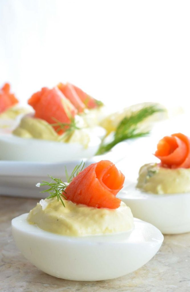 18 Creative Ways to Make Eggcellect Deviled Eggs