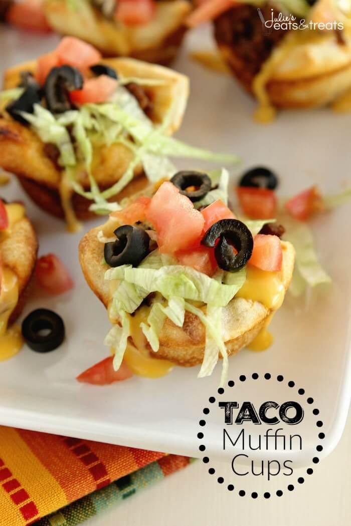 Taco Muffin Cups Recipe