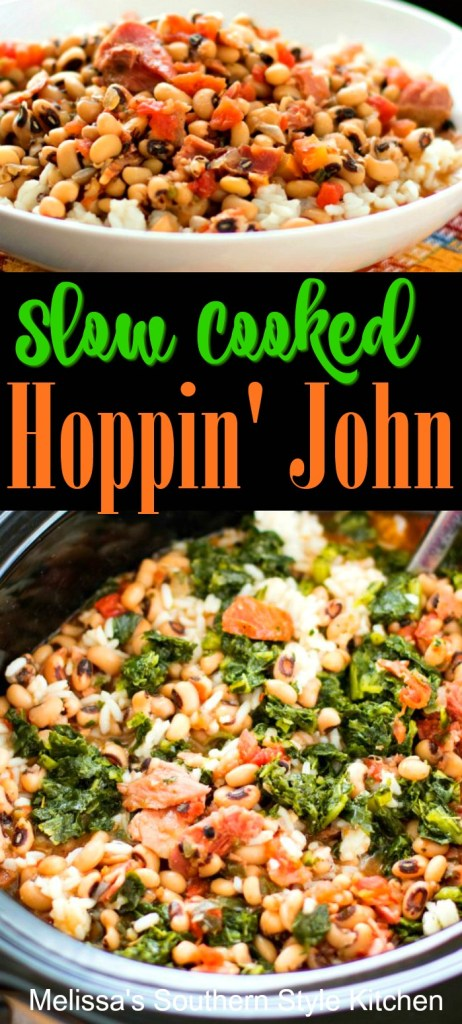 Slow Cooked Hoppin' John