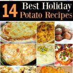 14 Best Holiday Potato Recipes