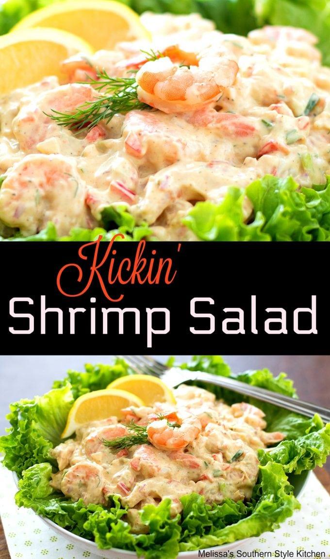 Kickin' Shrimp Salad
