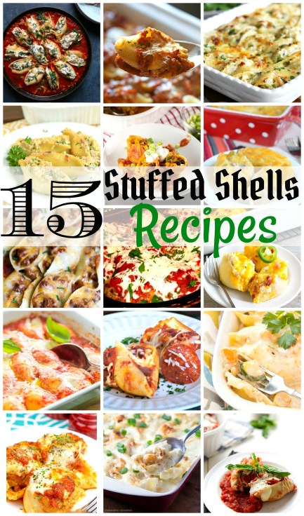 15 Stuffed Shells Recipes We Can't Live Without