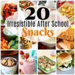 20 Irresistible Back-To-School Snacks