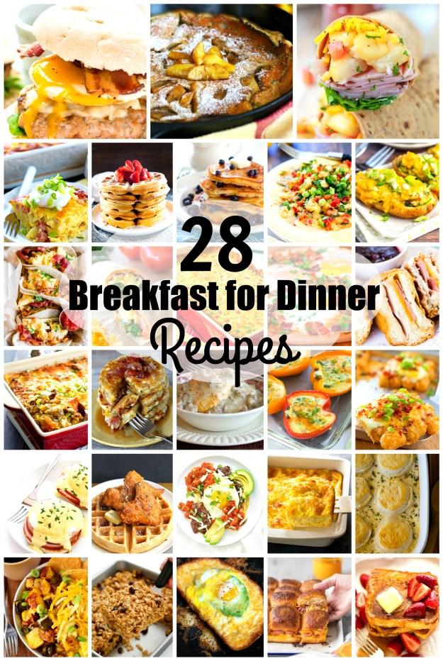 28 Reasons To Eat Breakfast For Dinner