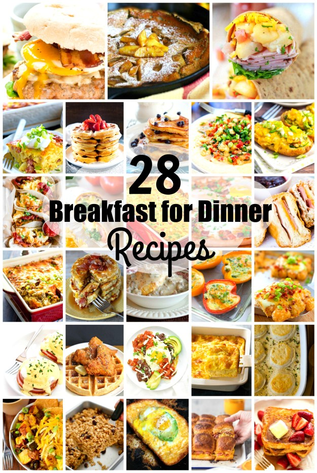 28 Reasons To Eat Breakfast For Dinner