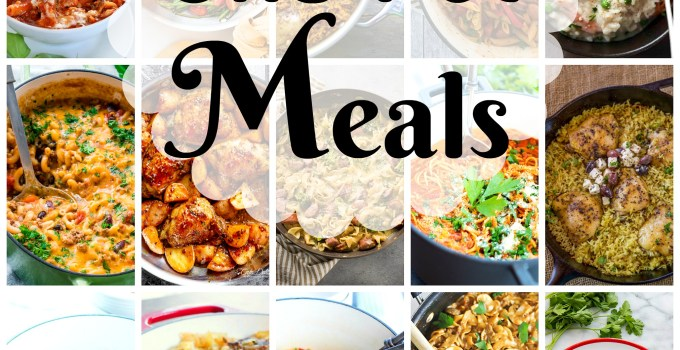 25 One-Pot Meals Perfect For Dinner Tonight