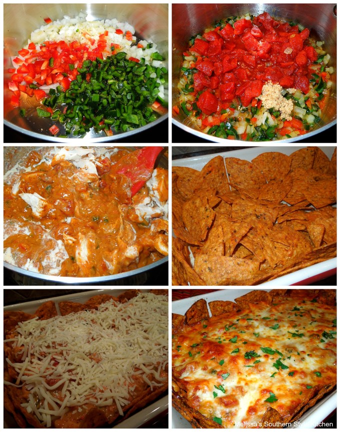 Mexican Chicken Tortilla Casserole