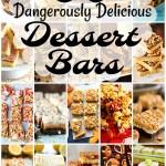 30 Dangerously Delicious Dessert Bars