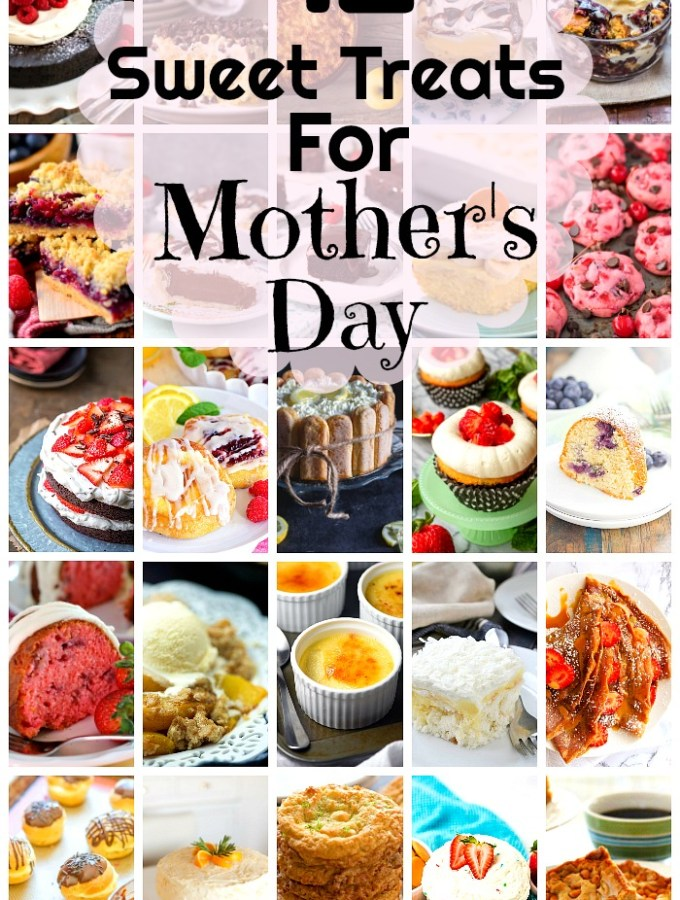 42 Stunning Sweet Treats For Mother's Day