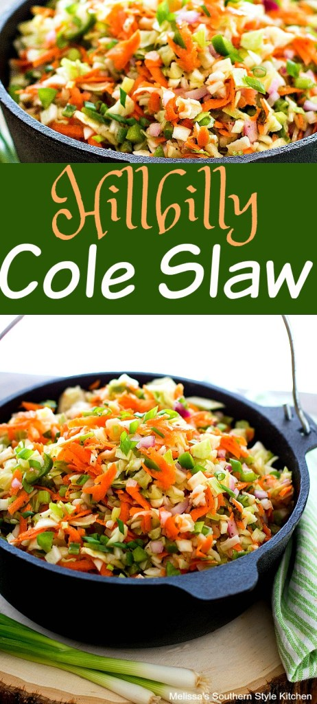Hillbilly Cole Slaw