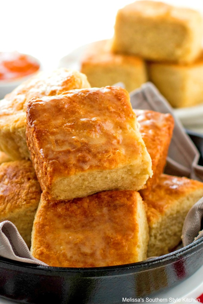 Fluffy Butter Biscuits