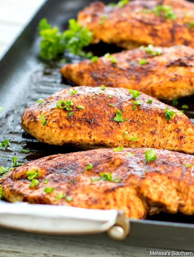 Juicy Baked Chicken Breasts